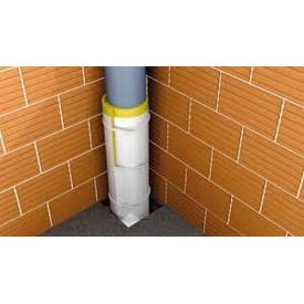 Звукоизоляция канализационных труб мембрана Тексаунд FT 75