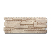 Фасадна панель Альта-Профіль Скелястий камінь 1170х450х20 мм Алтай