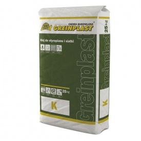 Клей для пенопласта и сетки Greinplast K 25 кг