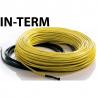 Нагрівальний кабель In-term 20 Вт/м