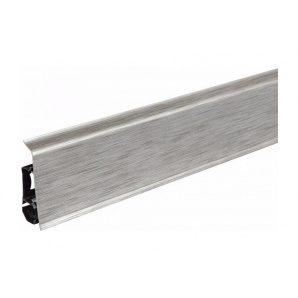 Плінтус підлоговий Arbiton INDO 17 2,5 м алюміній