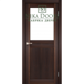 Межкомнатные двери Корфад MILANO ML-03 Орех