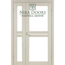 Межкомнатные двери Корфад MILANO ML-06 Беленый дуб