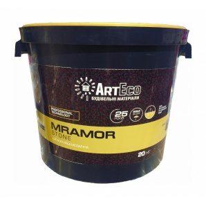Мозаїчна штукатурка ArtEco Mramor GOLD STONE №1 1,8-2 мм 20 кг