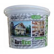 Декоративное средство ArtEco AQUADECOR 0,9 л оливковый