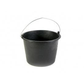 Ведро строительное круглое пластиковое 20 л