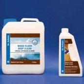 Средство для базовой чистки Dr. Schutz Wood Floor Deep Clean 0,75 л
