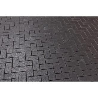 Плитка тротуарная Alex Group 250х250х25 мм черная