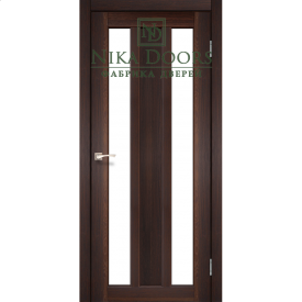Межкомнатные двери Корфад NAPOLI NP-01 Орех