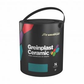 Краска керамическая внутренняя Greinplast Ceramic Элегантно-Современная 1 л