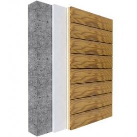 Панель акриловая декоративная Greinplast OEA-ВА бетон