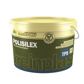 Силиконовая штукатурка барашек Greinplast ПОЛИсилекс TPB 25 кг