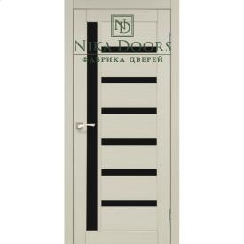Межкомнатные двери Корфад VALENTINO DELUXE VLD-01 Беленый дуб