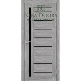 Міжкімнатні двері Корфад VENECIA DELUXE VND-02 Еш-вайт