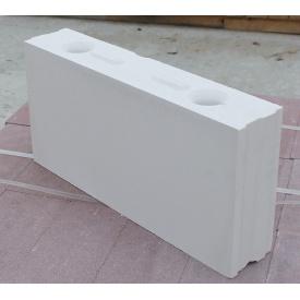 Силикатный блок ПГСБ 75х248х498 мм