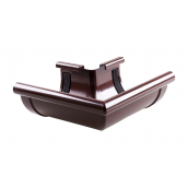 Угол внутренний Profil W 90° 90 мм коричневый