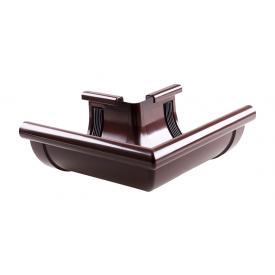 Кут внутрішній Profil W 90° 90 мм коричневий