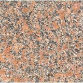 Гранитная плитка Новоданиловского термо 300х600х30 мм красная