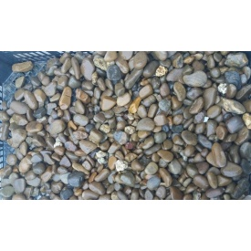 Галька річкова дрібна 5-20 мм