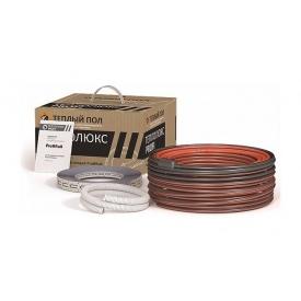 Нагревательный кабель Теплолюкс ProfiRoll 160 двужильный для теплого пола 11 м