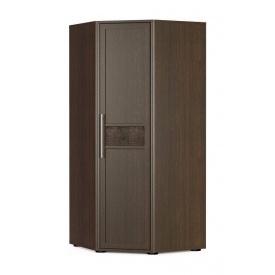 Кутова шафа Мебель-Сервіс Токіо 960х2135х960 мм венге