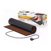 Килимок з підігрівом Теплолюкс Carpet 80х50 см коричневий