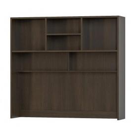 Надставка стола Мебель-Сервис Фантазия 1089х1202х290 мм венге темный/дуб самоа