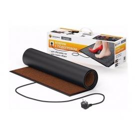Коврик с подогревом Теплолюкс Carpet 80х50 см коричневый