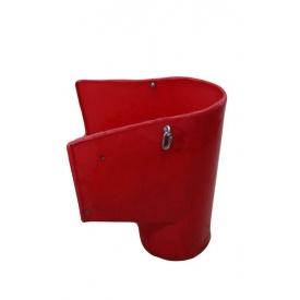 Приймальний рукав сміттєзбірника Гарант з комплектуючими 535/365 мм