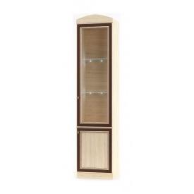 Пенал Мебель-Сервіс Дісней 1В1Д 500х377х2180 мм дуб світлий