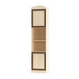 Пенал Мебель-Сервис Дисней 2Д открытый 500х377х2180 мм дуб светлый