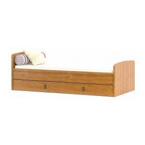 Кровать Мебель-Сервис Валенсия 685х2025х975 мм клен
