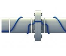 Кабель нагревательный Hemstedt FS 10 для труб 28 м