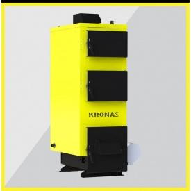 Твердотопливний котел KRONAS UNIC 25 кВт