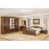 Спальня Мебель-Сервис Алабама 6Д вишня портофино