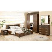 Спальня Мебель-Сервис Вероника 3Д макасар