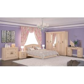 Спальня Меблі-Сервіс Флоріс 5Д клен