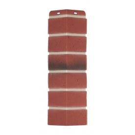 Угол наружный Docke Berg 117х461 мм вишневый