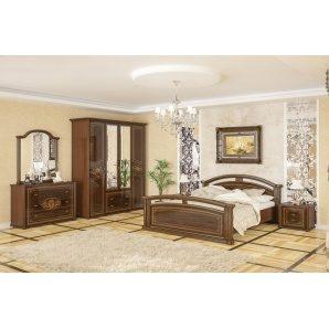 Спальня Меблі-Сервіс Алабама 4Д вишня портофіно