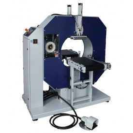 Автоматический горизонтальный упаковщик длинномеров Compacta S6 1,1 кВт