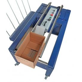 Полуавтоматический формировщик картонных коробок Starbox Робопак