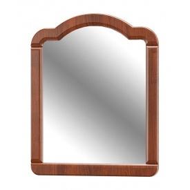 Зеркало Мебель-Сервис Барокко 750х900 мм вишня портофино