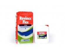 Цементный раствор Neotex REVINEX FLEX 2006 2 кг/м2