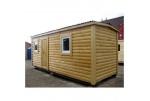 Дачный домик люкс с санузлом 8х3х2,8 м