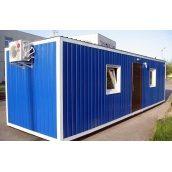Бытовка стандарт 2-комнатная 2,5х4 м