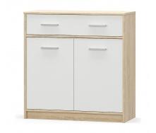 Комод Типс 2Д1Ш Мебель-Сервис