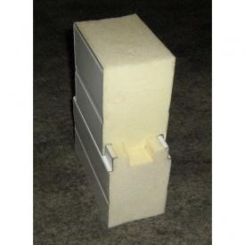 Сэндвич панель из пенополиуретана СТФ-80 80 мм
