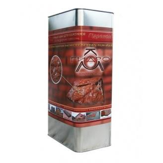Лак для камня Гидроком-1 с эффектом мокрого камня 5 л