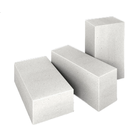 Газобетонний блок SLS 625х100х249 мм
