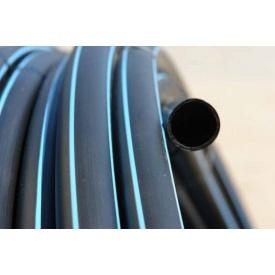 Труба полиэтиленовая 10 атмосфер 40х3 мм черная